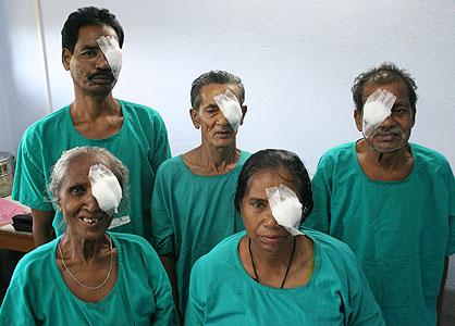 SHIS Eye Clinic Surgery