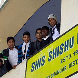 SHIS Boys School
