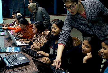 SHIS Computer Training